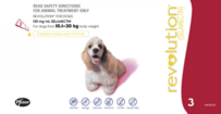 Revolution Dog 10-20 kg 3-pack