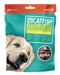 Spike Catfish Jerky Treats 113g